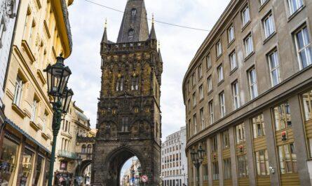 Historická bude přináší zajímavé architektonické styly.