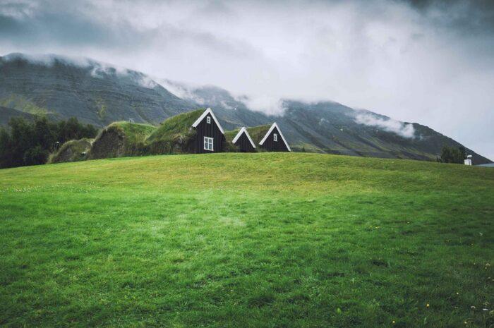 Ekologická architektura je všude kolem nás